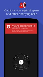 Clever Dialer - spam caller ID- screenshot thumbnail