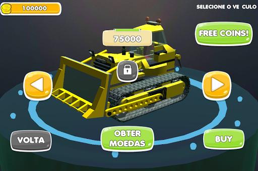 Toy Car Simulator BR  captures d'u00e9cran 2