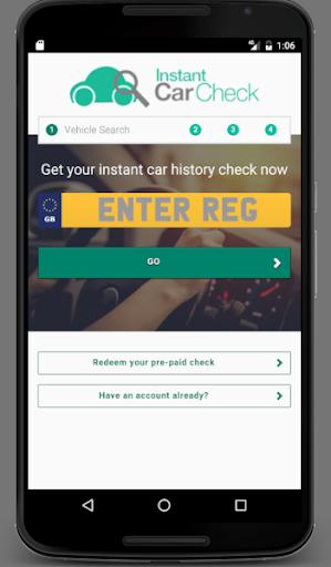 Instant Car Check  screenshots 1