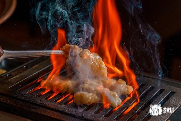 燒肉本氣|台中燒肉推薦,西區美食,老饕必吃內臟類燒烤,濃濃日式居酒屋氛圍