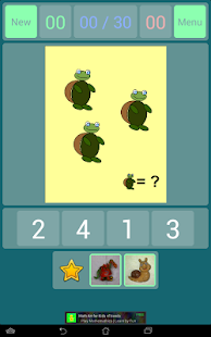 Math Art for Kids (No Ads) - Tests Screenshot