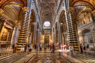 Photo: Siena, the Duomo