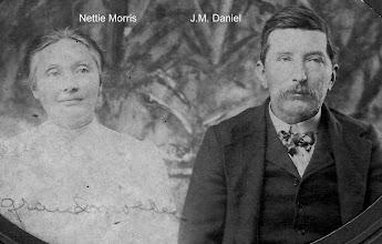 Photo: Nettie Morris  -  J.M. Daniel