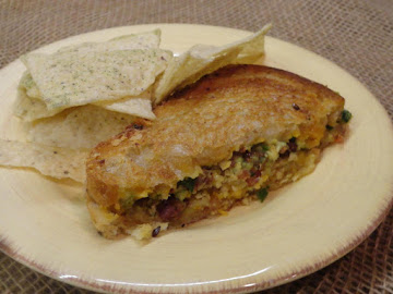 South Of The Border Grilled Cheese Recipe