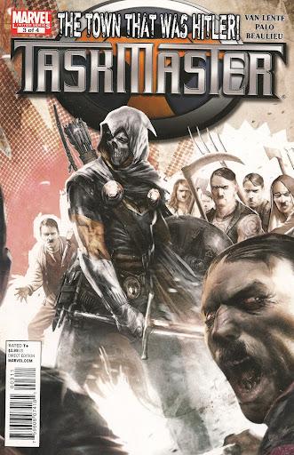 Taskmaster #3