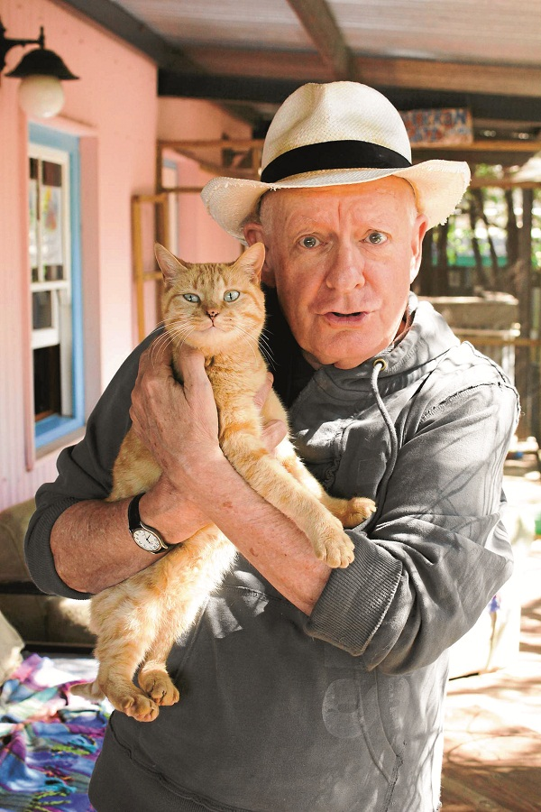 Pieter-Dirk Uys. Master storyteller picks up his own tale this time. Picture: SUPPLIED