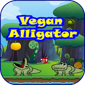 Vegan Alligator