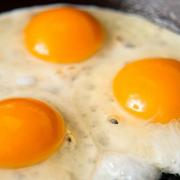 3 Eggs A La Carte