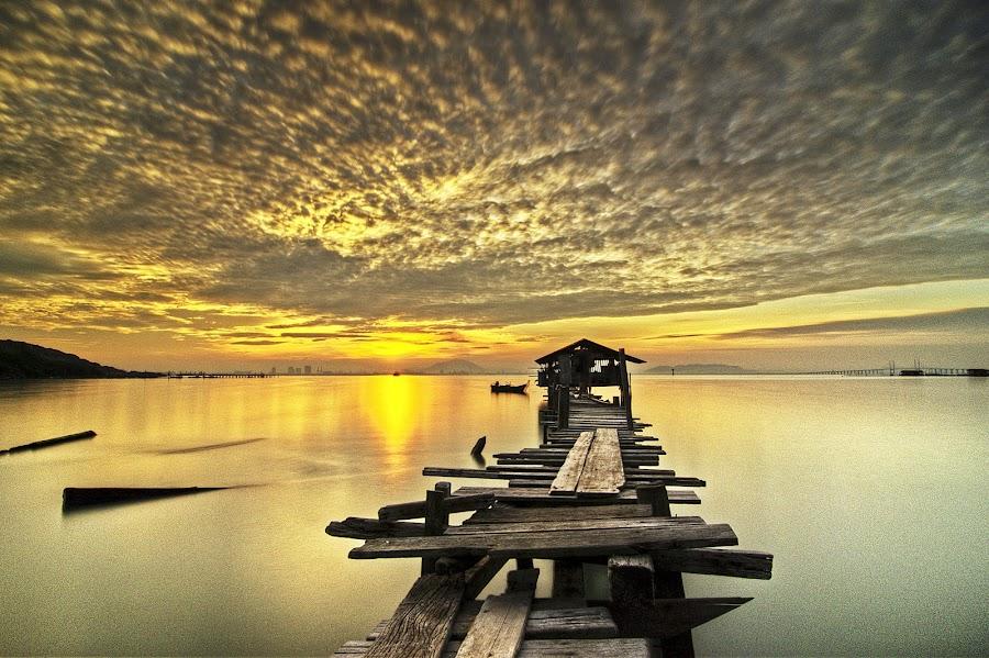 Rise and Shine by Khairul Nizam Mohamad - Landscapes Sunsets & Sunrises