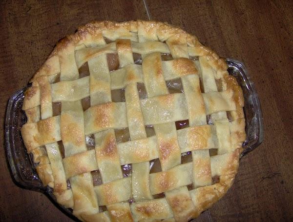 Nostalgic Apple Pie Recipe