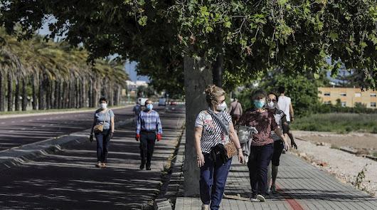 Almería, segunda jornada consecutiva sin cambios en la pandemia del coronavirus