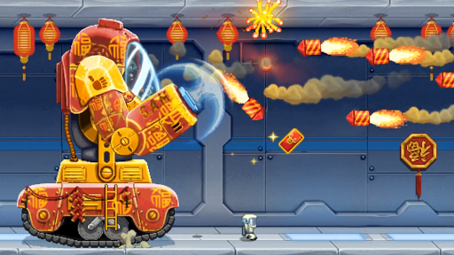 Jetpack Joyride screenshots 4