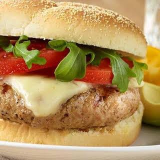 California Turkey Burger.