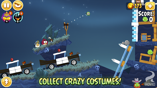 Angry Birds Seasons- screenshot thumbnail