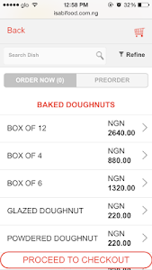 iSabiFood - Food Ordering screenshot 4