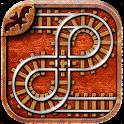 Rail Maze : Train puzzler icon