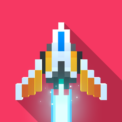 Sky Wings: Pixel Fighter 3D (Free Shopping) 2.4.3 mod