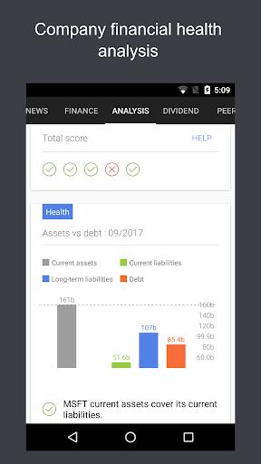 ? ? JStock - Stock Market & U.S. Investing screenshot 3