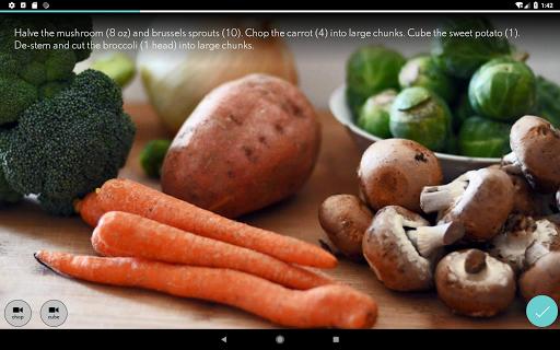 SideChef: 18K Recipes, Meal Planner, Grocery List 4.7.3 Screenshots 12