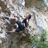 Fotos de Rodellar, Sierra de Guara (Huesca), 8 de xullo de 2018.