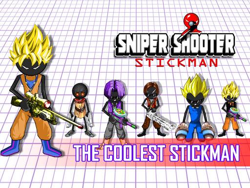 Sniper Shooter Stickman Fury