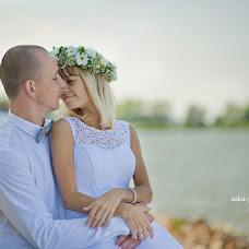 Wedding photographer Yanina Surgutskaya (aska988). Photo of 21.08.2014