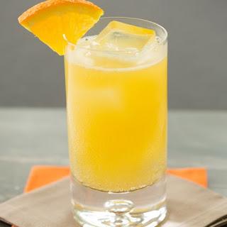 Orange Buck Cocktail
