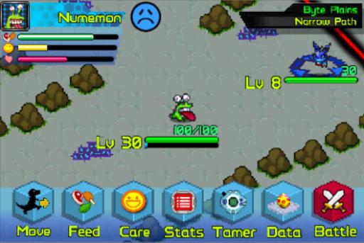 Digipet X World screenshot