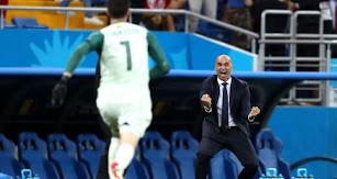 Roberto Martínez apuesta por el amarillo.