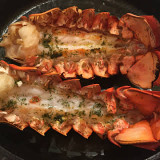 Luxuriously Simple Lobster.