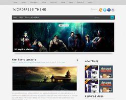 ElegantGray Premium Free WoElegantGray Premium Free WordPress Theme