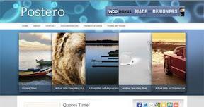 Postero WordPress Theme