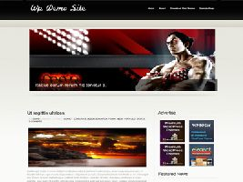 CleanWeb Free WordPress Theme