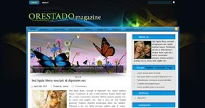 Free Wordpress Theme - ORESTADO