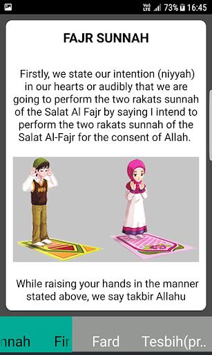 Salah Guides With Pictures All Salahs Prayer screenshot 19