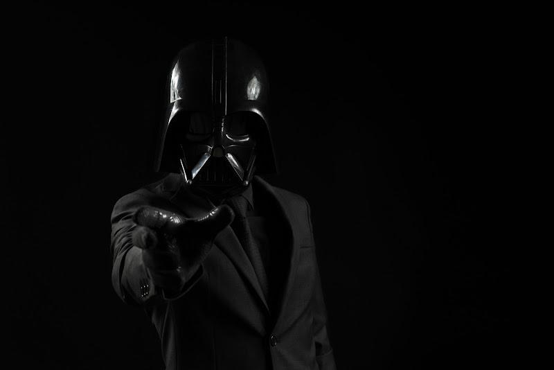 Se tu solo conoscessi il potere del lato oscuro.... di Laura Benvenuti