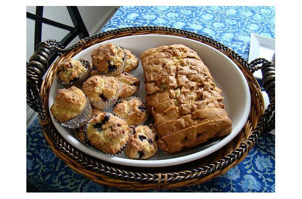 Blueberry Loaf Recipe