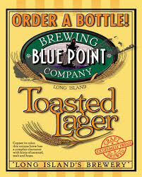 Logo of Blue Point Toasted Lager