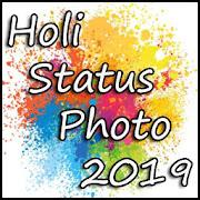 Holi Status Photo 2019