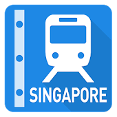 Singapore Rail Map - Subway