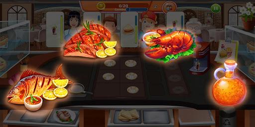 Code Triche Cooking Journey APK MOD screenshots 4