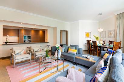 Al Bateen Serviced Apartment