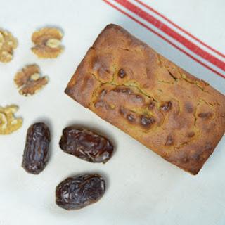 Paleo Date Walnut Bread