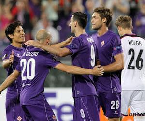Un de chute pour l'Inter contre la Fiorentina