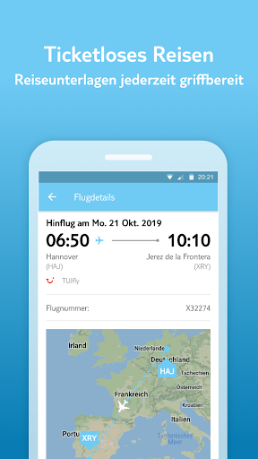 MEINE TUI Urlaub & Reiseportal fu00fcr Ihre Reise 11.8.65 screenshots 4