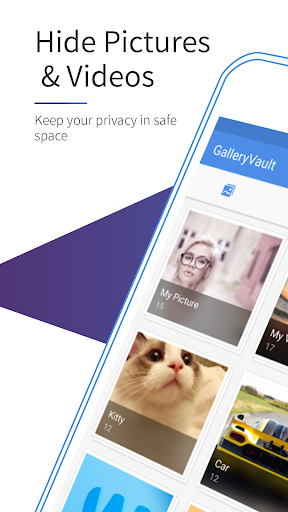Gallery Vault – Hide Pictures And Videos v3.1.8 [Pro]