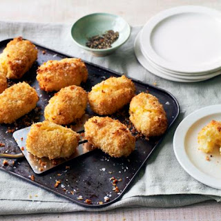 Vegetable Croquettes Recipes.