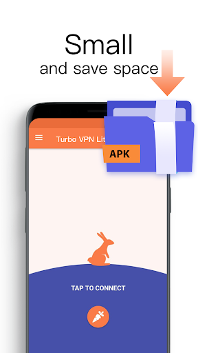 Turbo VPN Lite- Free VPN Proxy Server & Fast VPN 0.1.5 screenshots 2