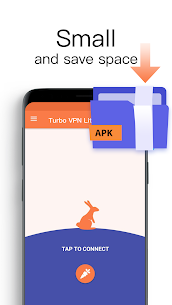 Turbo VPN Lite – Free VPN Proxy Server & Fast VPN 0.1.6 2
