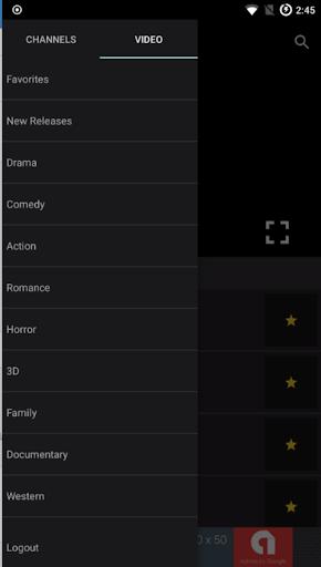 IPTV Stalker Player 1.19 screenshots 5